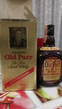 Scotch whisky OLD PARR 12 YEARS