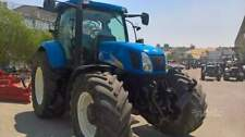 Trattore new holland t 6080 range command