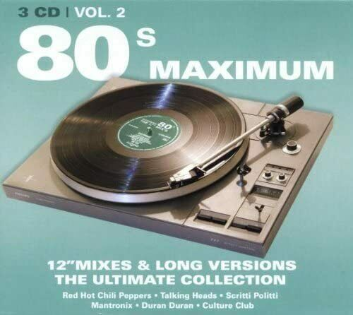 Maximum collection 80/90s 9 cd box by Various...