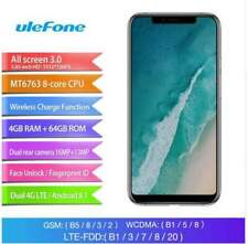 Ulefone X Smartphone Android Octa Core Android 8.1 RAM 4GB Dual IMEI 5