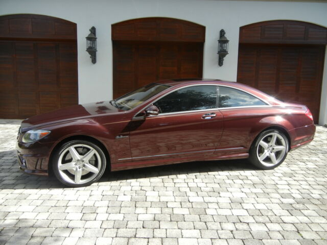 2009 mercedes benz cl63 amg certified pre owned premiumpkg. Black Bedroom Furniture Sets. Home Design Ideas