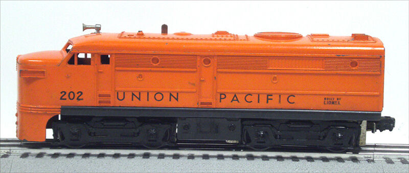 The 202 Union Pacific Alco A Is Highly Sought After Vintage Lionel Train That Holds Rich Memories For Many Enthusiasts Especially Those Who Are