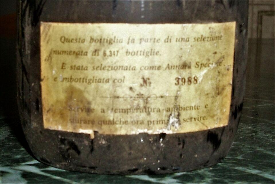 Barolo del 1964 Cantina Zoccolaio 4