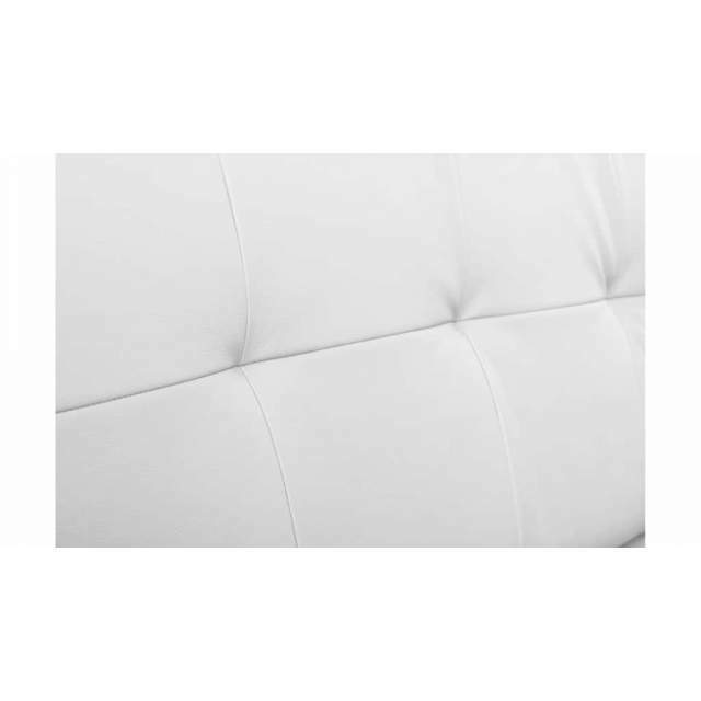 JustYou24 JUSTyou Fortuna I Divano angolare 165x270x80 cm Bianco 5