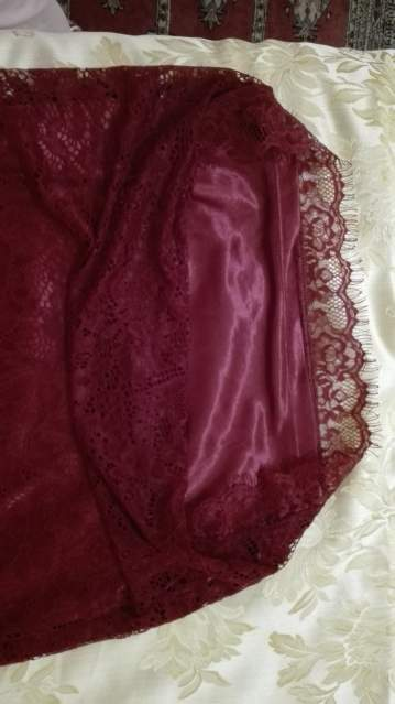 Vestito in pizzo yamamay 4