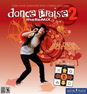 Dance Praise 2: the Remix : Dance Pad In...