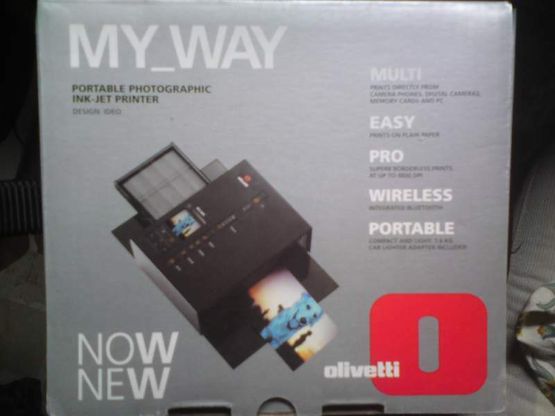 Stampante Olivetti myway