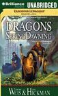 Dragons of Spring Dawning 3 by Tracy Hickman and Margaret Weis (2014, CD, Unabridged)