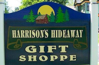 HARRISON'S HIDEAWAY GIFT SHOPPE
