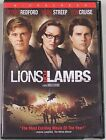 Lions for Lambs (DVD, 2008, Canadian; Widescreen)