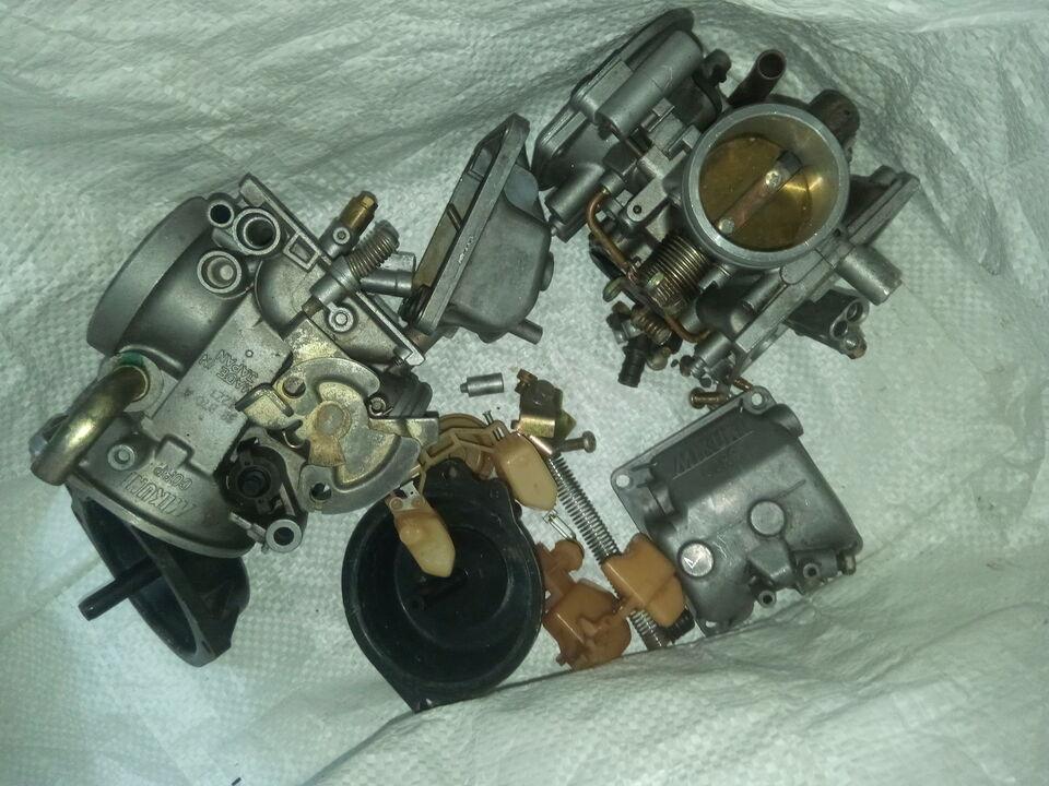 Mikuni corp japan carburatori originali 3