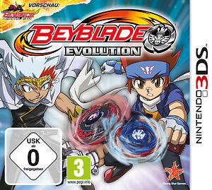 BEYBLADE: EVOLUTION - Nintendo 3DS - USK 0 - NEU & OVP