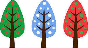 Persimmon Tree Purse s