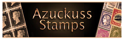 Azuckuss Stamps