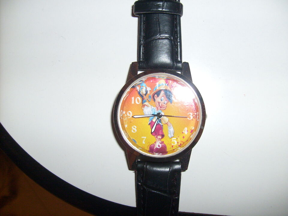 Orologio pinocchio watch disney 2