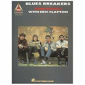 Artist-Songbooks-John-Mayall-with-Eric-Clapton-Blues-Breakers-1993