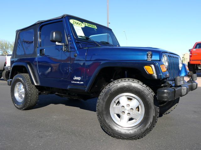 2005 Jeep Wrangler  For Sale