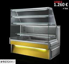 Banco vetrina frigo pasticceria bar nuovo prezzo usato