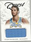 Evan Fournier Basketball Trading Cards