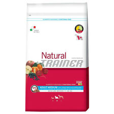 Trainer Natural Dog Adult Medium pesce e riso 12KG