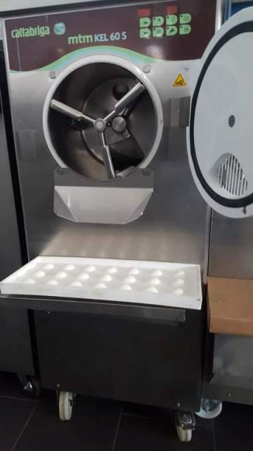 Blast freezer for ice cream or pastry italian brand 6