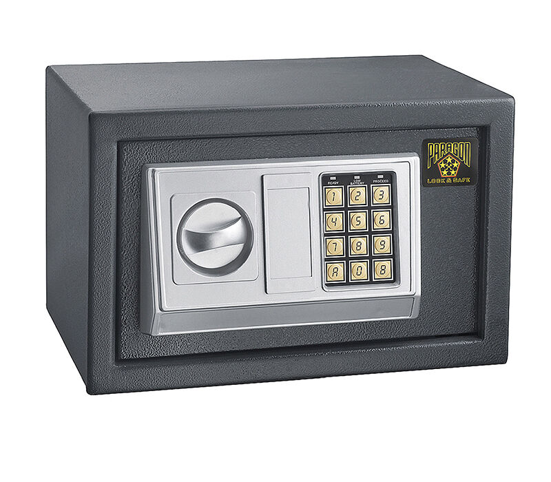 this safe ideal for concealed mounting is suitable for securing valuables jewelry