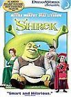 Shrek (DVD, 2003, Full Frame) (DVD, 2003)