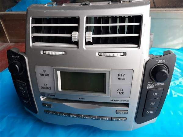 Stereo lettore cd toyota yaris 2010 2