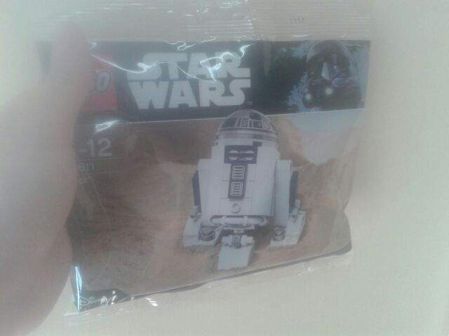 Lego STAR WARS 30611 R2-D2 limited edition