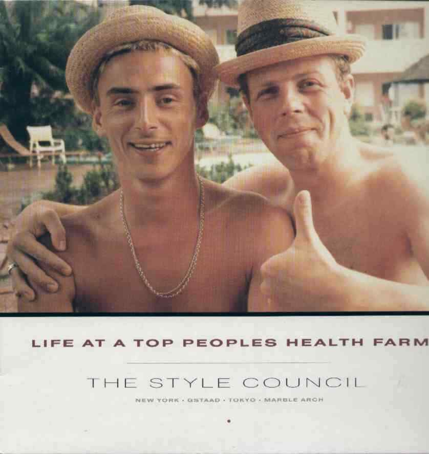 The style council - life at a top peoples health farm 12''