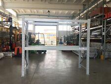 Scaffale portapallet nuovo per capannoni
