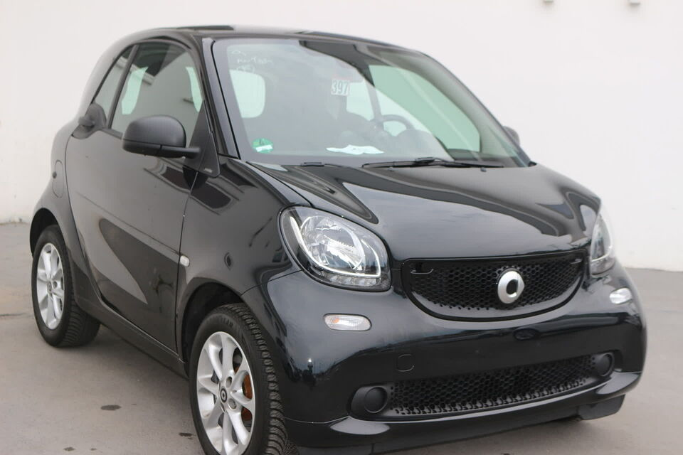 2018 Smart fortwo 1.0 71cv passion 😎