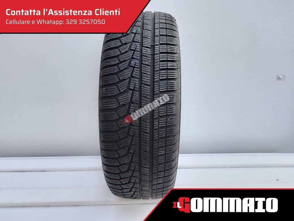 Gomme usate G 215 55 R 17 HANKOOK INVERNALI