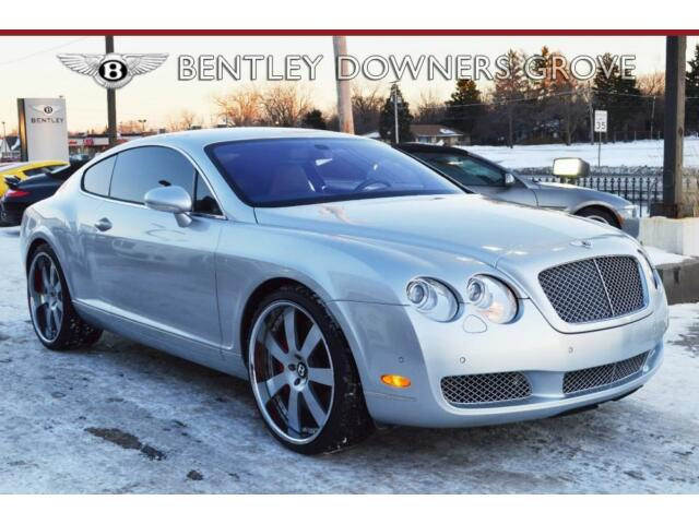 2005 bentley continental gt 2dr coupe used bentley. Black Bedroom Furniture Sets. Home Design Ideas