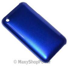 Maxy custodia style case back cover apple iphone 3g 3gs blu