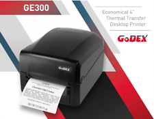 GoDEX GE-300 Label printer 4 '', stampante termica USB-RS232-ETH