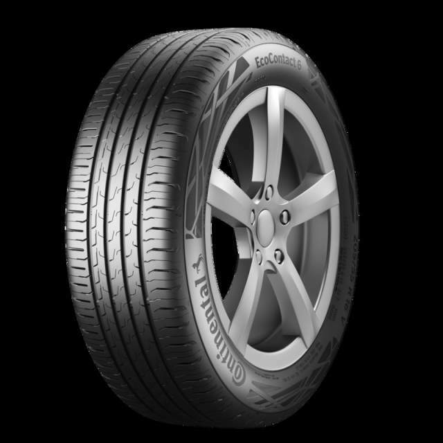 Gomme Auto Continental 215/65 R17 99H ECOCONTACT 6 (100%) pneumatici n