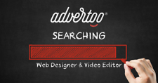 Web designer & video editor