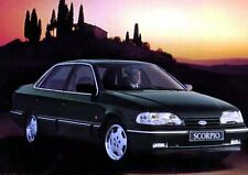 Ford scorpio 2000 twin cam executive