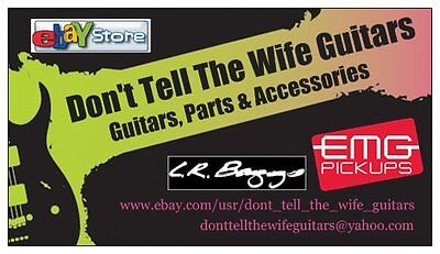 Don't Tell The Wife Guitars