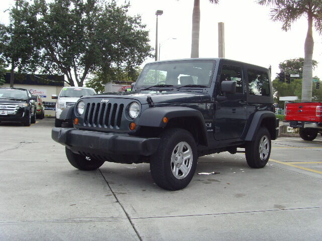 2008 jeep wrangler x right hand drive 4x4 used jeep wrangler for sale in naples florida. Black Bedroom Furniture Sets. Home Design Ideas