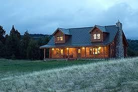 Log Cabin Luxuries