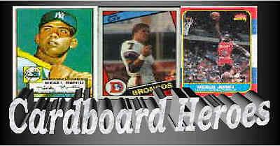 Cardboard Heroes Sportscards