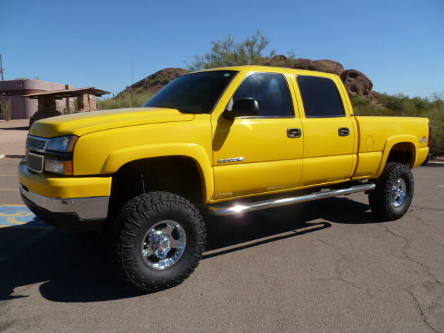 Yellow Lifted Chevy Trucks For Sale | Autos Post