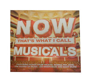 NOW-THATS-WHAT-I-CALL-MUSICALS-2-CD-ALBUM-2012-LION-KING-EVITA-CHESS-LES-MIS