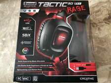 Cuffie da gaming Creative Sound Blaster Tactic 3D Rage USB v2.0