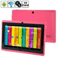 """Tablet Android 4.2 Display 7"""" 512MB+4GB WiFi Quad Core Dual Camera Ros"""