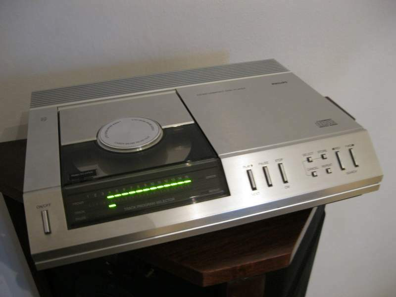 Lettore cd 100 philips