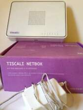 Modem Router Thomson TG784n Wifi Voip Ethernet Tiscali