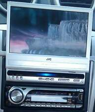 JVC Autoradio DVD multimediale + monitor Silver